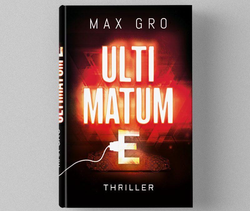ULTIMATUM E jetzt mit neuem Cover – Interview mit Max Gro