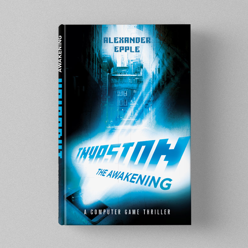 Buchcover Design - Alexander Epple - Invasion (The Awakening)