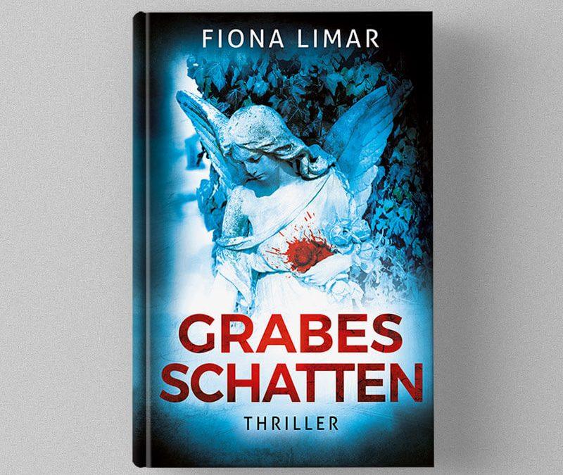 """Fiona Limars neuester Roman """"Grabes Schatten"""" erhält ein Cover"""